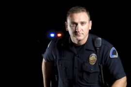 What happens if the police officers working for you get injured?